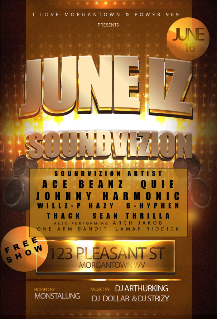 June Iz Soundvizion